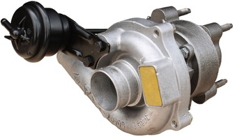 Reconditioned Stock Turbo